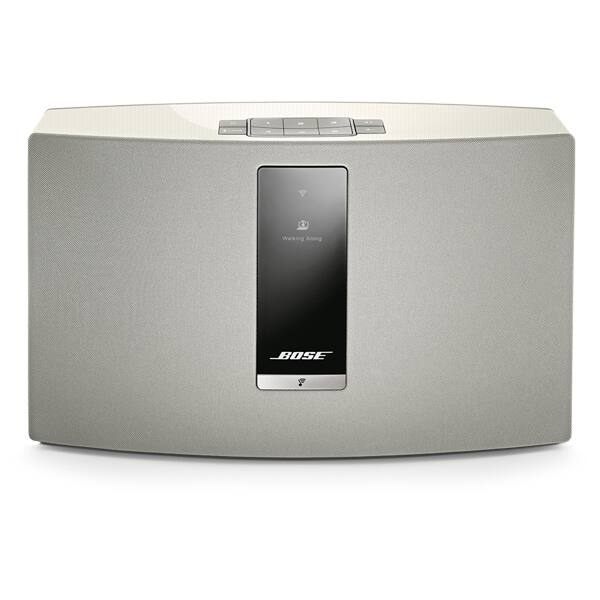 Boxa BOSE SoundTouch 20 III, Wi-Fi, Bluetooth, alb