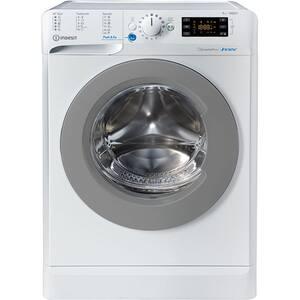 Masina de spalat rufe frontala INDESIT BWE 91484X WS EU N, 9 kg, 1400rpm, Clasa C, alb