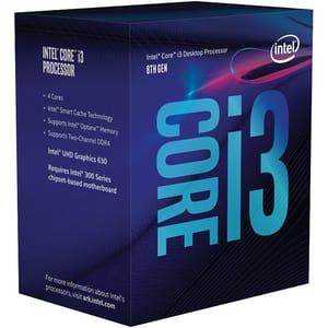 Procesor Intel Core i3-8300, 3.7GHz, Socket 1151, BX80684I38300
