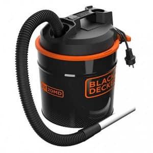 Aspirator cenusa BLACK & DECKER BXVC20MDE, 18l, 900W, 73dB, negru