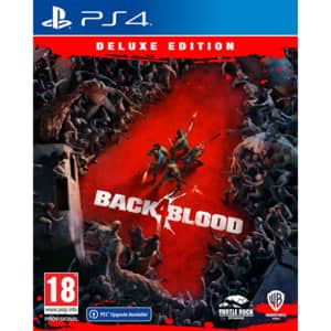 Back 4 Blood Deluxe Edition PS4