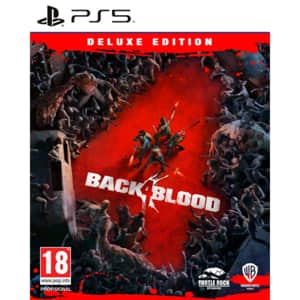 Back 4 Blood Deluxe Edition PS5