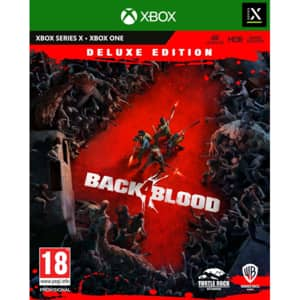 Back 4 Blood Deluxe Edition Xbox Series