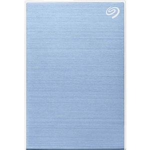 Hard Disk Drive portabil SEAGATE Backup Plus Slim STHN1000402, 1TB, USB 3.0, albastru