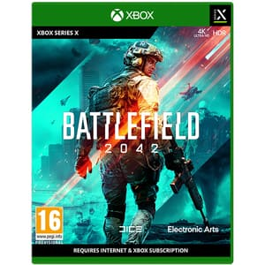 Battlefield 2042 Xbox Series