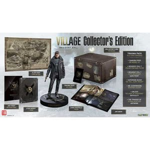 Resident Evil Village Collector's Edition Xbox One/Series