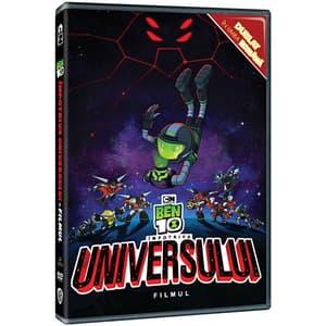 Ben 10 impotriva Universului DVD
