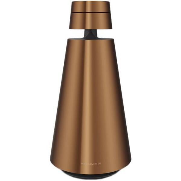 Boxa BANG & OLUFSEN Beosound 1 GVA Bronze Tone , 60 W RMS, Bluetooth, bronz