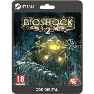 BioShock 2 PC (licenta electronica Steam)