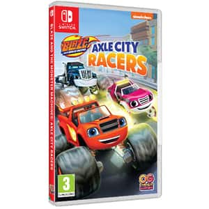 Blaze and the Monster Machines: Axle City Racers Nintendo Switch