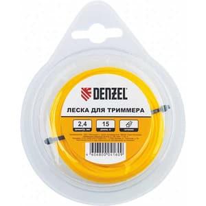Bobina trimer gazon DENZEL 96153, 1.6 mm, 15m