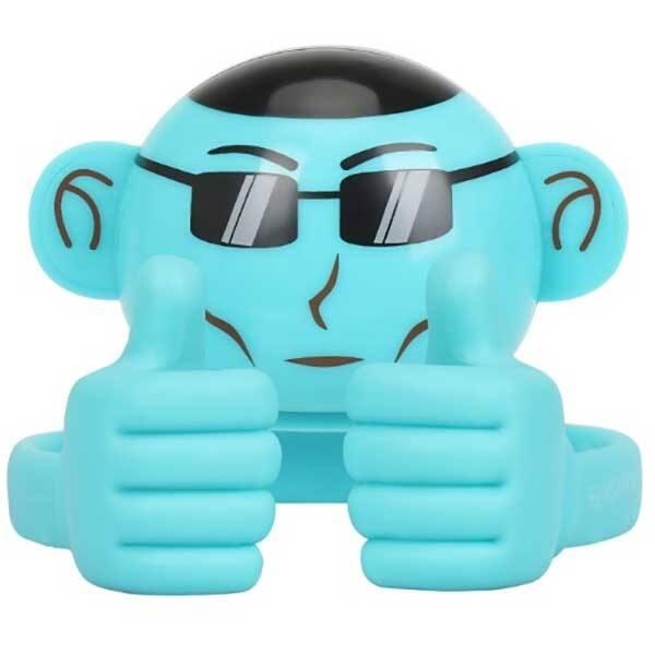 Boxa portabila pentru copii PROMATE Ape, Bluetooth, albastru