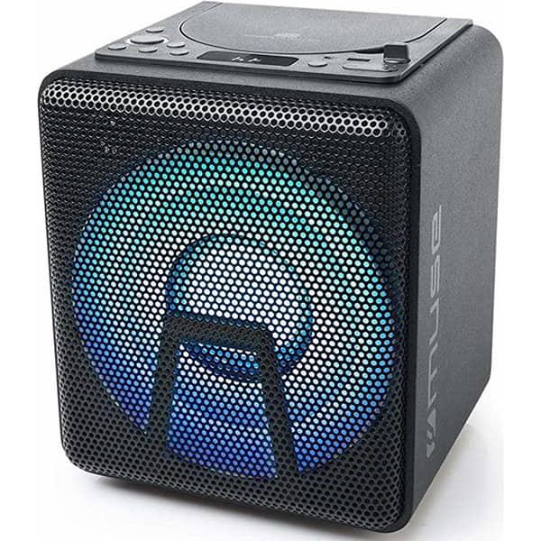 Boxa portabila MUSE Party M-1918 D, 100W, Bluetooth, CD, negru