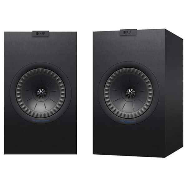 Boxe de raft KEF Q350, Hi-Fi, negru