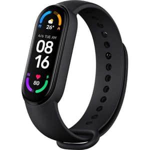 Bratara fitness XIAOMI Mi Smart Band 6, Android/iOS, Black