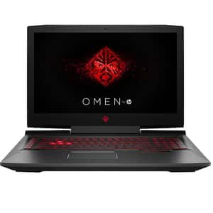 "Laptop Gaming HP Omen 17-an101nq, Intel Core i5-8300H pana la 4.0GHz, 17.3"" Full HD, 8GB, 1TB, NVIDIA GeForce GTX 1050 4GB, Free Dos"