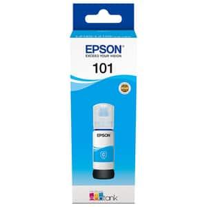 Cerneala originala EPSON 101 EcoTank/ITS C13T03V24A, cyan