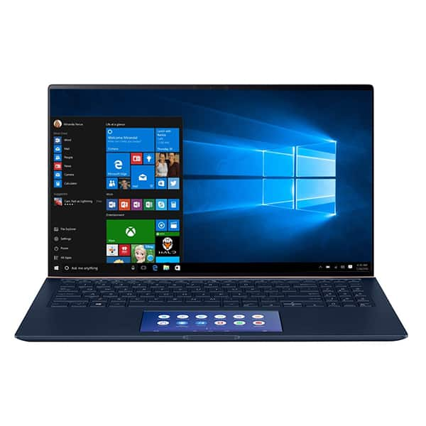 "Laptop ASUS ZenBook 15 UX534FTC-AA254T, Intel Core i7-10510U pana la 4.9GHz, 15.6"" 4K UHD, 16GB, SSD 1TB, NVIDIA GeForce GTX 1650 Max-Q 4GB, Windows 10 Pro, Royal Blue"