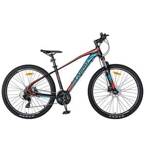 """Biciclata Mountain Bike-HT CARPAT C2759H, 29"""", cadru aluminiu, negru-rosu"""