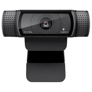Camera Web LOGITECH HD Pro C920, Full HD 1080p, negru