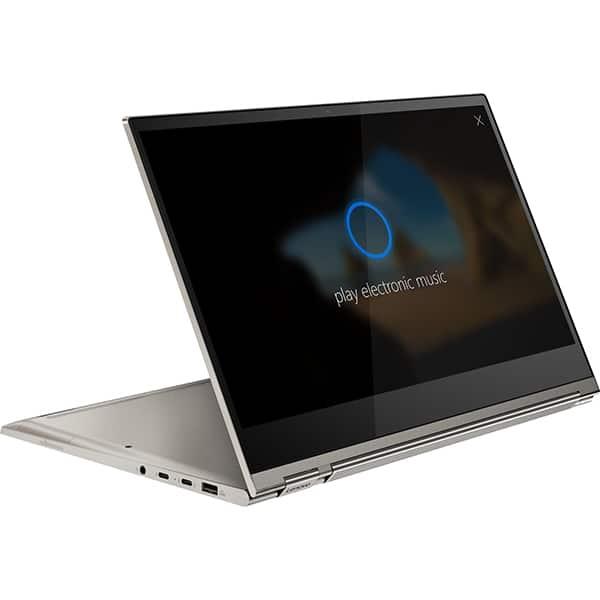 "Laptop 2 in 1 LENOVO Yoga C930-13IKB, Intel® Core™ i7-8550U pana la 4.0GHz, 13.9"" UHD 4K Touch, SSD 512GB, 16GB,  Intel® UHD Graphics 620 , Windows 10 Home, Mica"