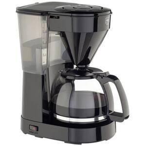 Cafetiera MELITTA Easy II 1023-02, 1.25l, 1080W, 15 cesti, negru