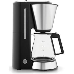 Cafetiera WMF Kitchen Minis 412270011, 0.625l, 760W, 5 cesti, argintiu-negru