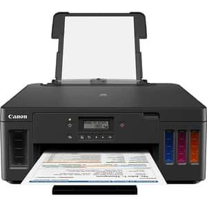 Imprimanta inkjet color CANON PIXMA G5040 CISS, A4, USB, Retea, Wi-Fi