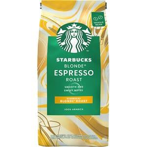 Cafea boabe STARBUCKS Blonde Espresso Roast 12451938, 200g