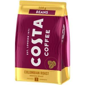 Cafea boabe COSTA COFFEE Colombia 30175, 500g