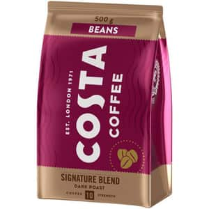 Cafea boabe COSTA COFFEE Signature Blend Dark 30183, 500g