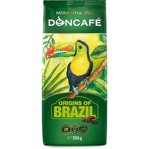 Cafea boabe DONCAFE Brazilia, 500g
