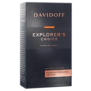 Cafea macinata DAVIDOFF Explorer's Choice, 250g