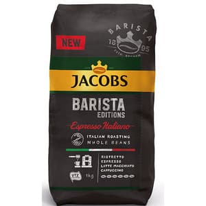 Cafea boabe JACOBS Barista Editions Espresso Italiano, 1000g