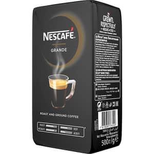 Cafea macinata NESCAFE Grande, 500g