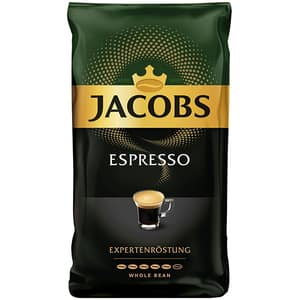 Cafea boabe JACOBS Espresso, 1000g