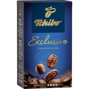 Cafea macinata TCHIBO Exclusive 84862, 250g