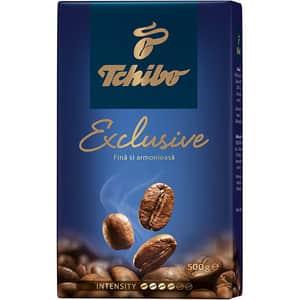 Cafea macinata TCHIBO Exclusive 21310, 500g