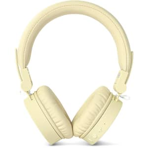 Casti FRESH 'N REBEL Caps 157560, Bluetooth, On-Ear, Microfon, galben