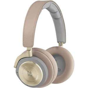 Casti BANG & OLUFSEN Beoplay H9 3RD, Bluetooth, On-Ear, Microfon, maro deschis