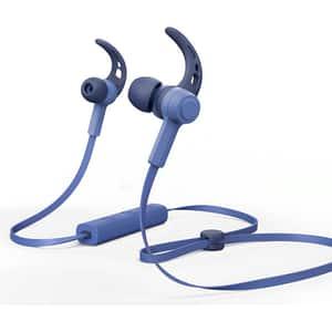 Casti HAMA Connect, 184056, Bluetooth, In-Ear, Microfon, albastru