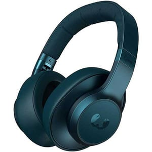 Casti FRESH 'N REBEL Clam ANC, Bluetooth, Over-ear, Microfon, Noise Cancelling, Petrol Blue