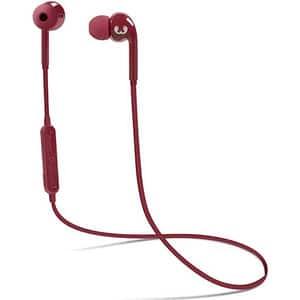 Casti FRESH 'N REBEL Vibe, Bluetooth, In-ear, Microfon, Noise Cancelling, Ruby Red