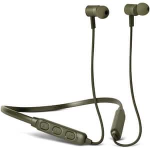 Casti FRESH 'N REBEL Band-it, Bluetooth, In-ear, Microfon, Noise Cancelling, Army