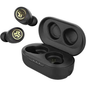 Casti JLAB JBuds Air Icon, True Wireless, Bluetooth, In-Ear, Microfon, negru