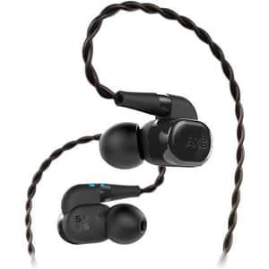 Casti AKG N5005, Bluetooth, In-ear, Microfon, negru