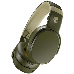 Casti SKULLCANDY Crusher S6CRW-M687, Bluetooth, On-Ear, Microfon, verde