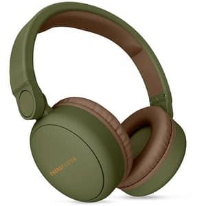 Casti ENERGY SISTEM Headphones 2, ENS445615, Bluetooth, On-Ear, Microfon, verde