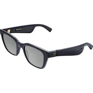 Ochelari audio BOSE Frames Alto, Bluetooth, Open Ear, Microfon, M-L, negru