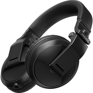 Casti PIONEER HDJ-X5BT-K, Bluetooth, Over-Ear, Microfon, negru